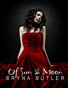 """Of Sun & Moon"" Midnight Guardian Series Book 1"