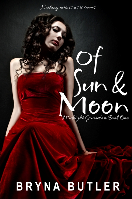 book cover for Of Sun and Moon