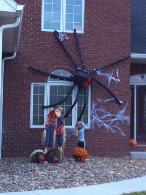 eeeek return of the giant spider novels by bryna butler. Black Bedroom Furniture Sets. Home Design Ideas