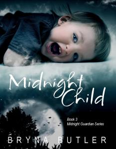 Midnight Child, Book 3, Midnight Guardian YA Series