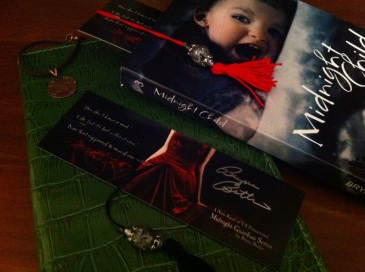 YA Paranormal bookmark