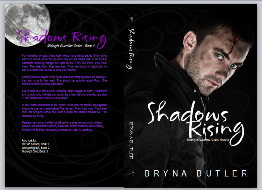 shadows rising paperback cover