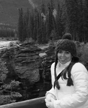 Suzy in Canada